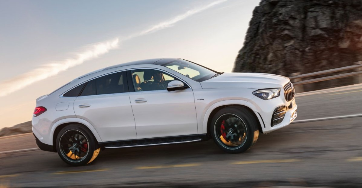 2021 Mercedes-AMG GLE 53 Coupe Exterior