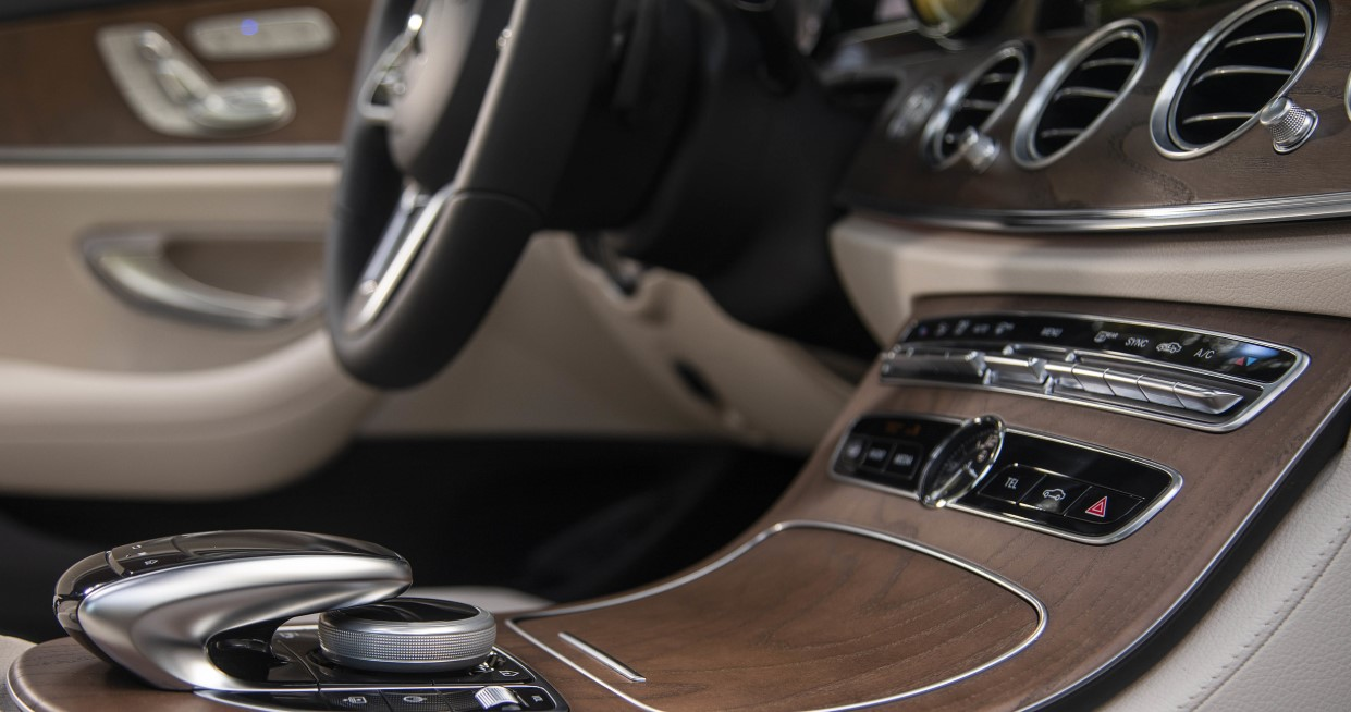 2021 Mercedes Benz E Class Interior