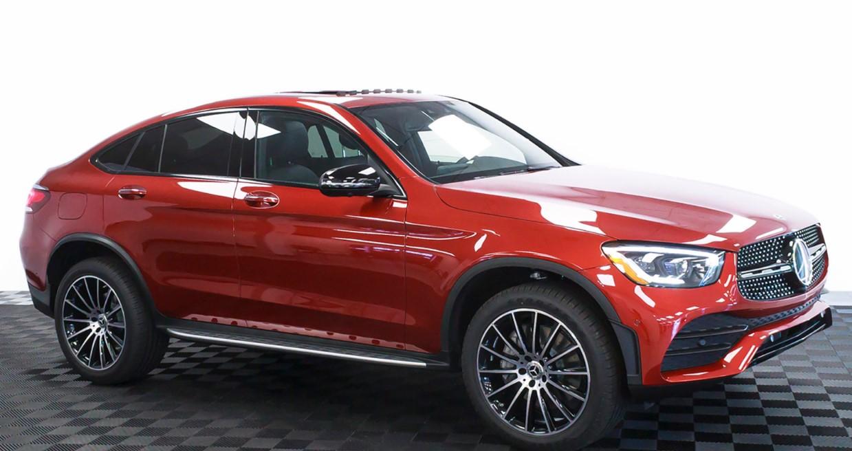 2021 Mercedes Benz GLC 300 Exterior