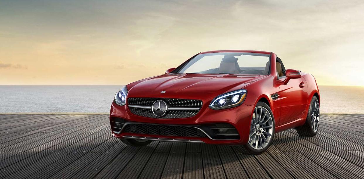 2021 Mercedes Benz SLC Exterior