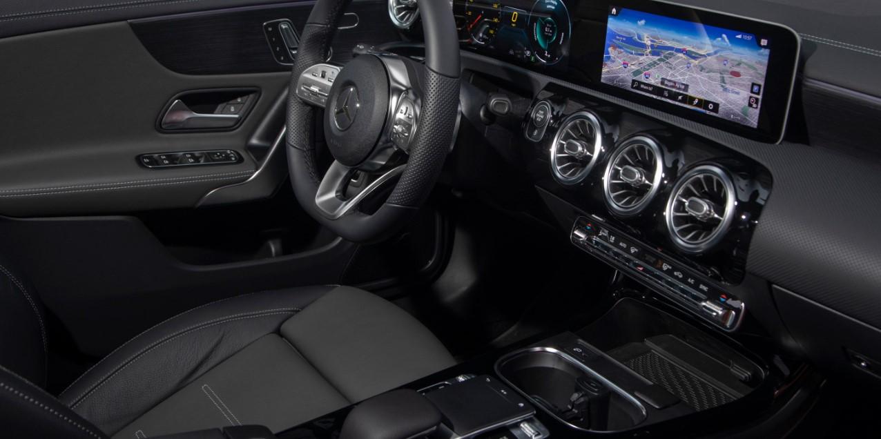 2021 Mercedes CLA Interior
