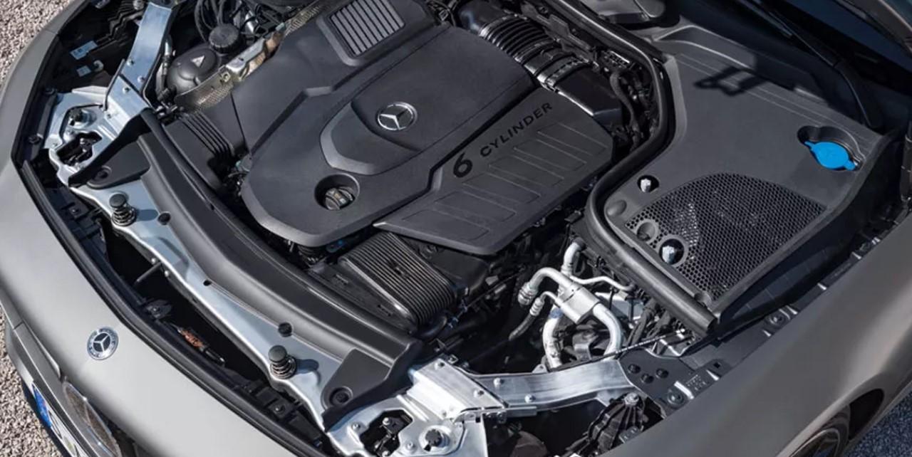 2021 Mercedes CLS Engine