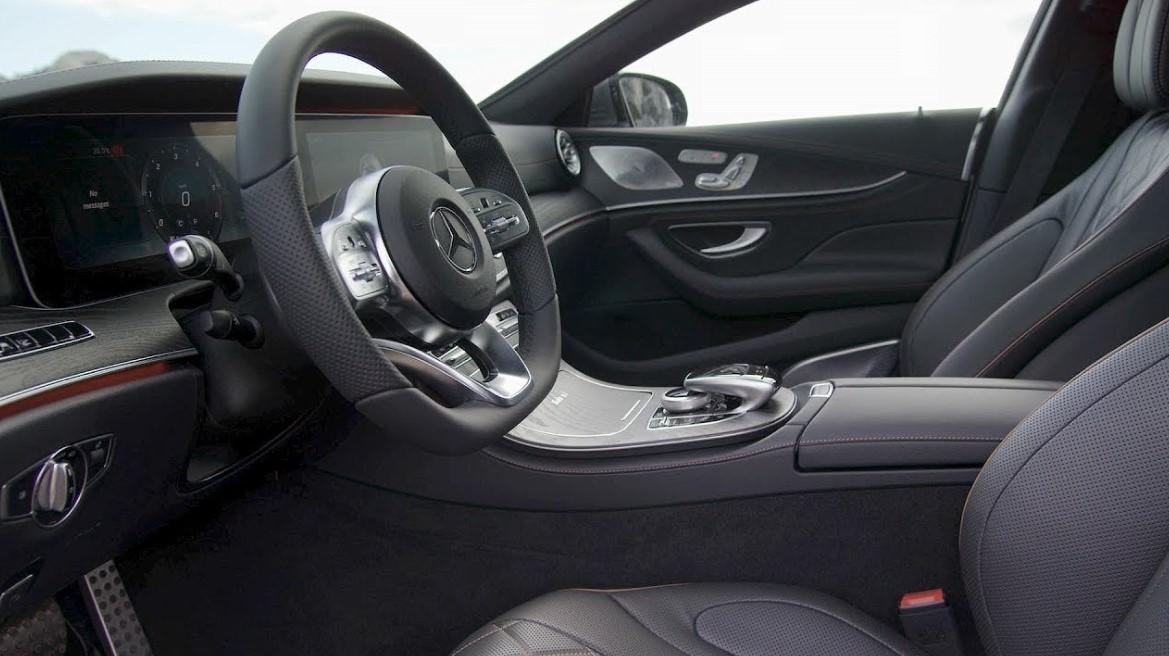 2021 Mercedes CLS Interior