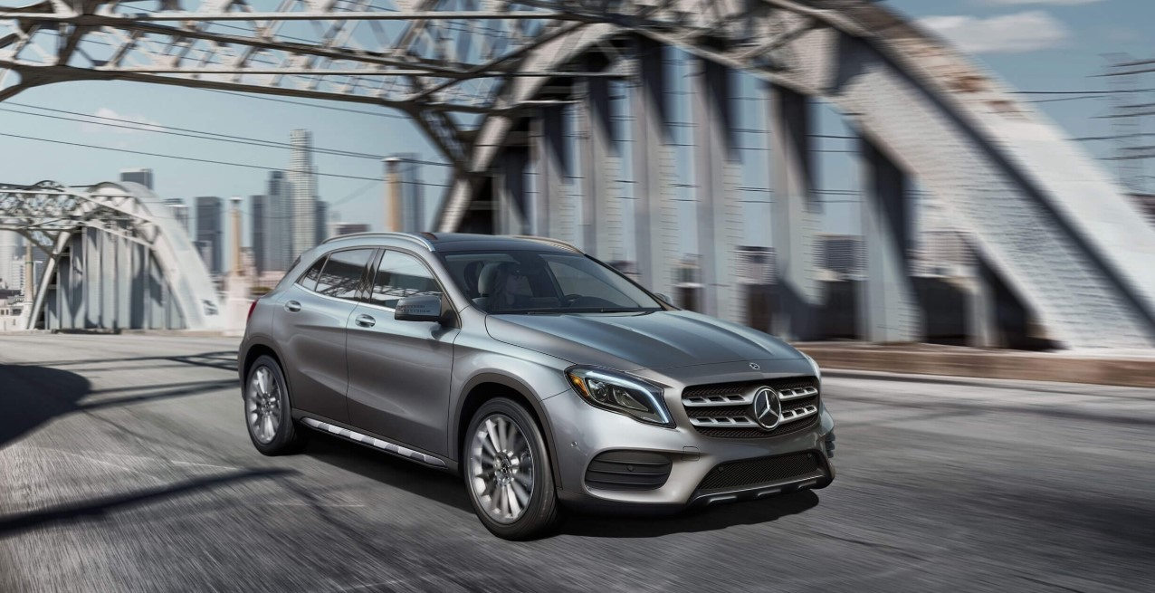 2021 Mercedes GLA Exterior