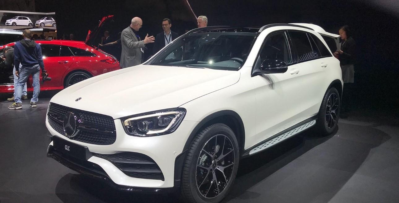 2021 Mercedes GLC Exterior