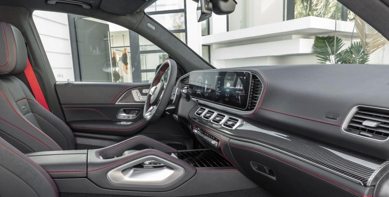 2021 Mercedes GLE 53 Interior