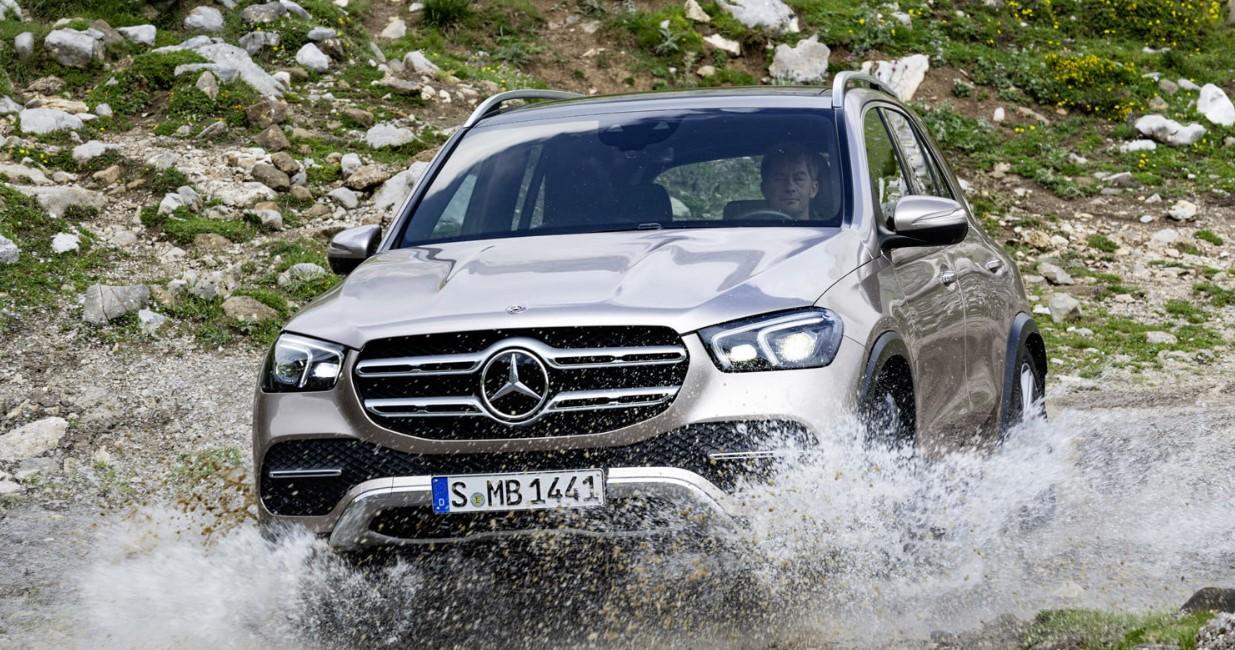 2021 Mercedes GLE Exterior