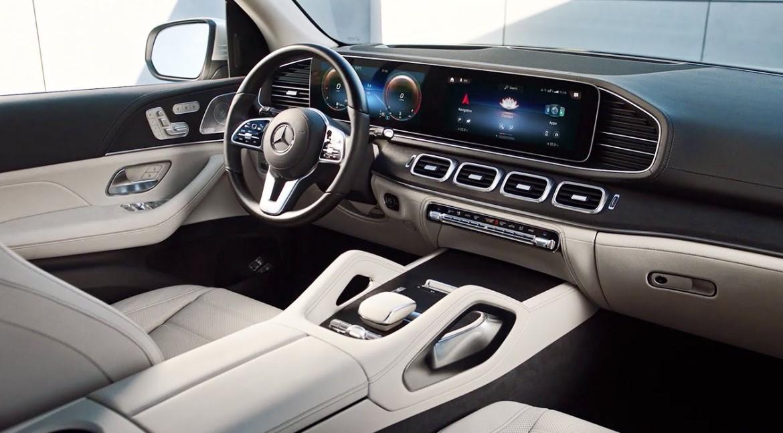 2021 Mercedes Maybach GLS Interior