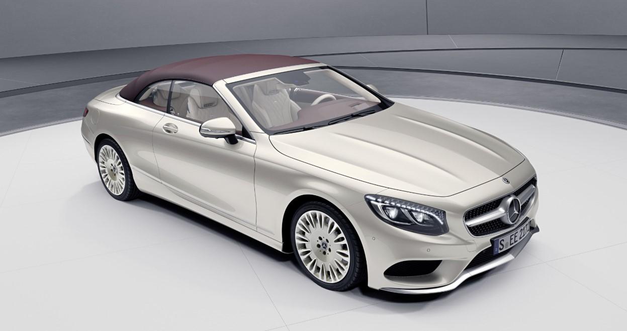 2021 Mercedes S Class Exterior