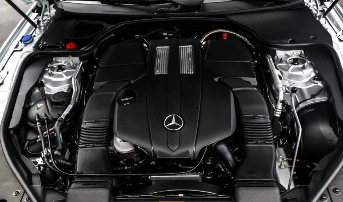 2021 Mercedes SL Class Engine