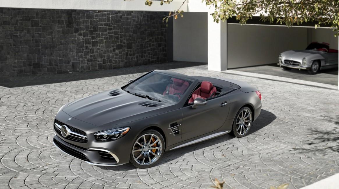 2021 Mercedes SL Exterior