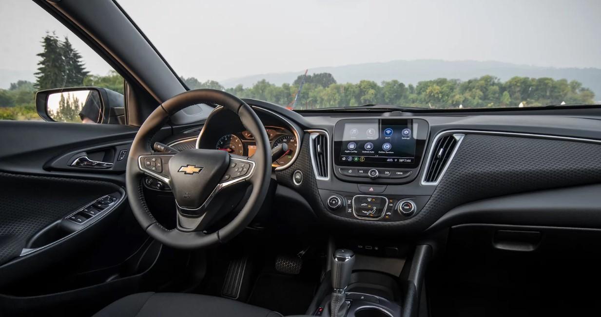2022 Chevrolet Malibu Interior