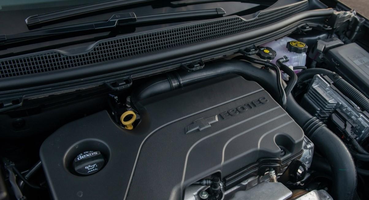 2022 Chevy Cruze Engine