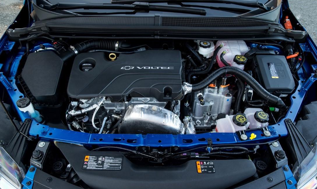 2022 Chevy Volt Engine