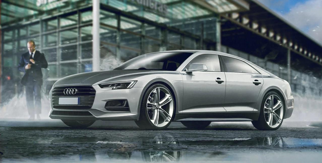 Audi A9 2020 Exterior