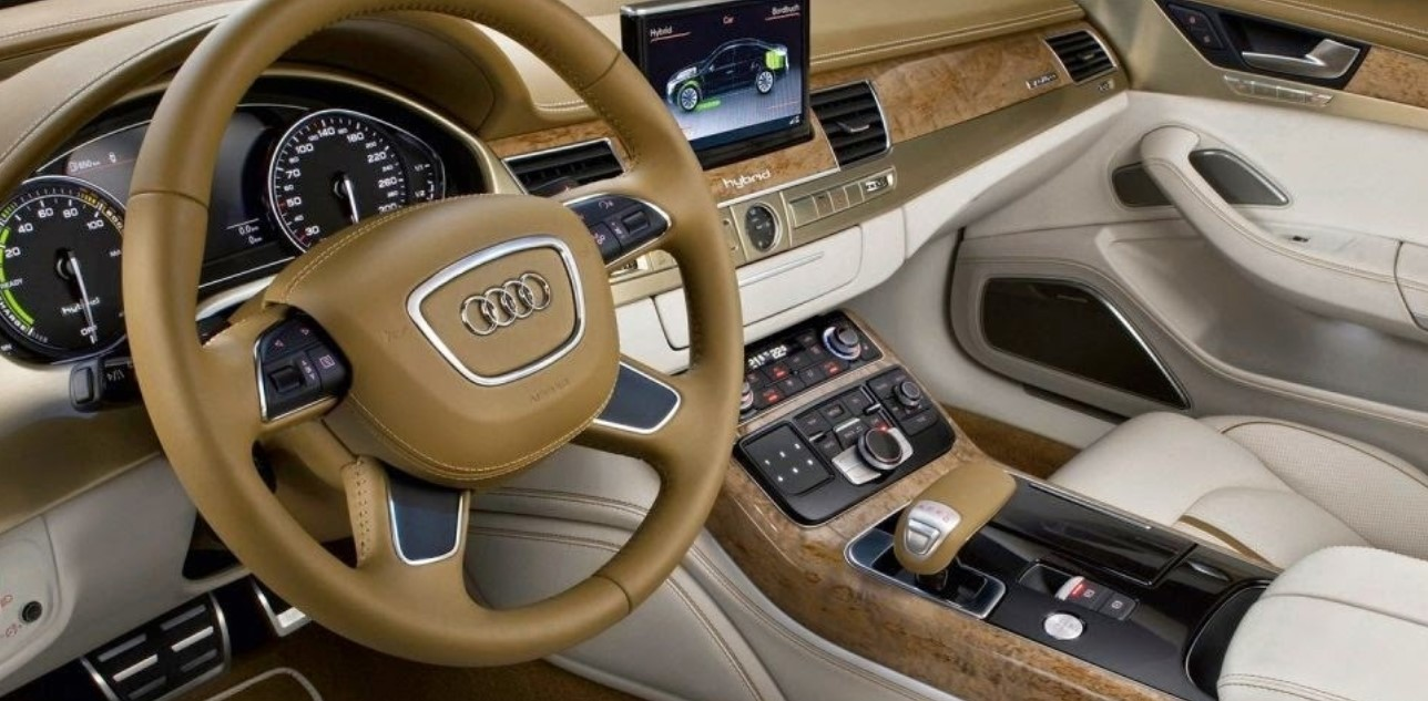 Audi A9 2020 Interior
