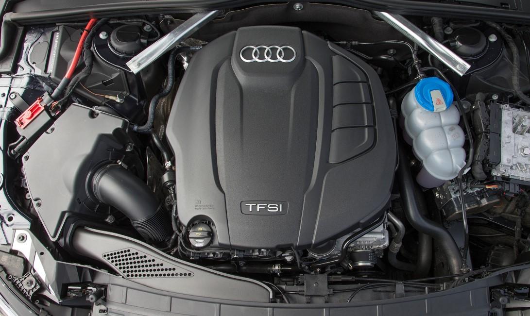 Audi Coupe 2021 Engine