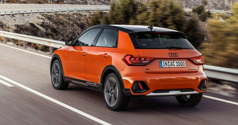 Audi S1 2021 Engine