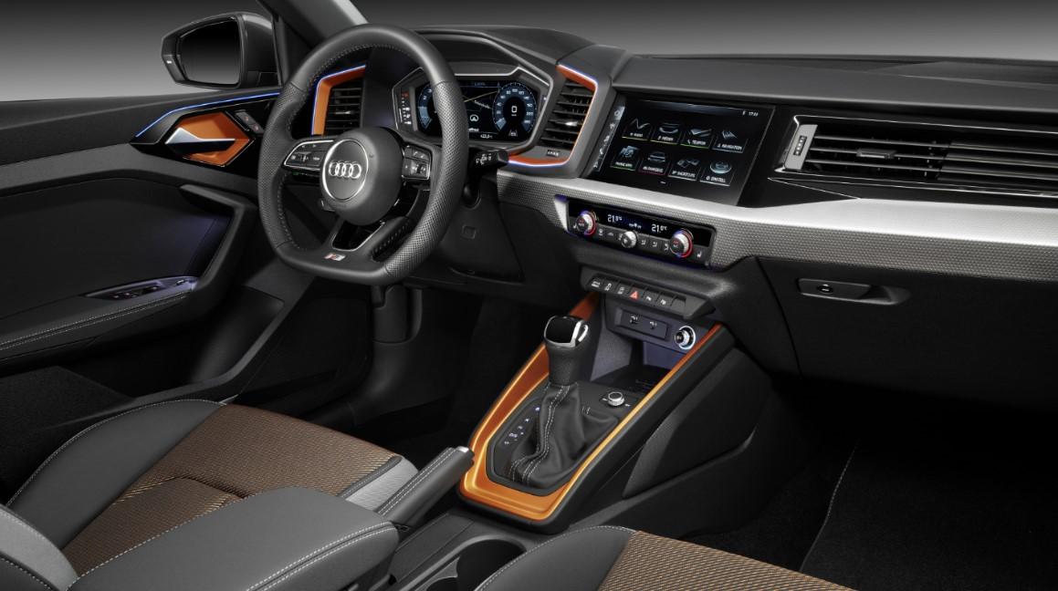 Audi S1 2021 Interior