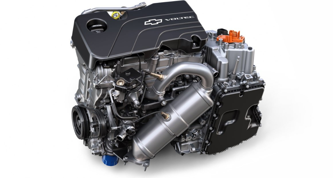 Chevrolet Volt 2022 Engine