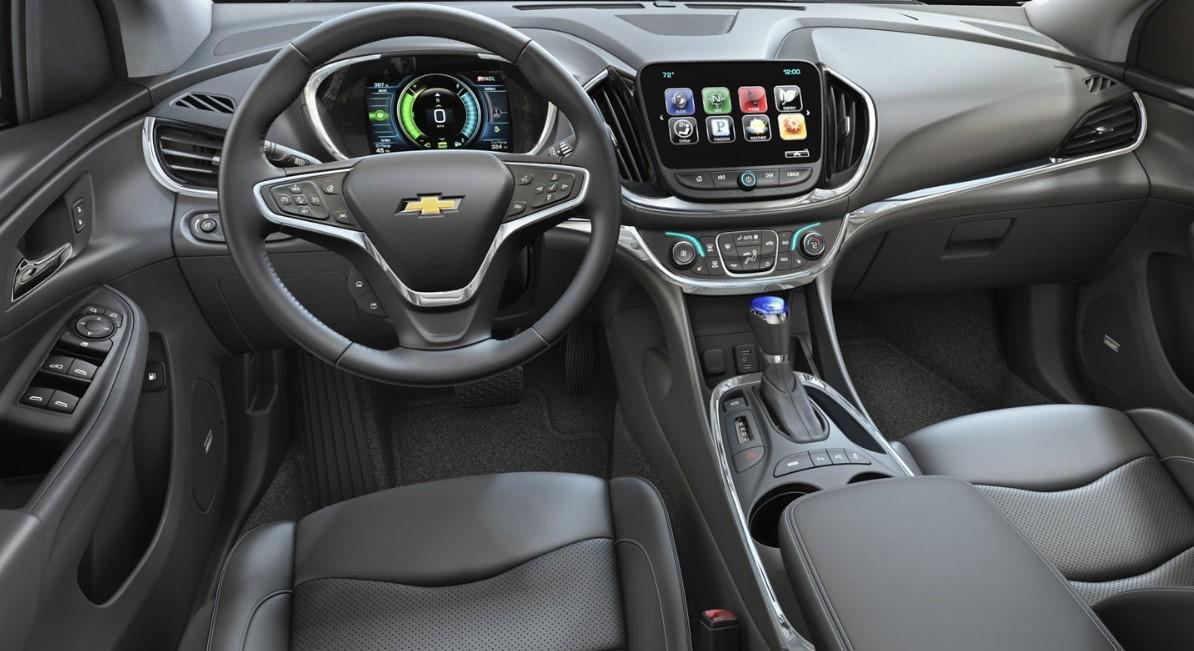 Chevrolet Volt 2022 Interior