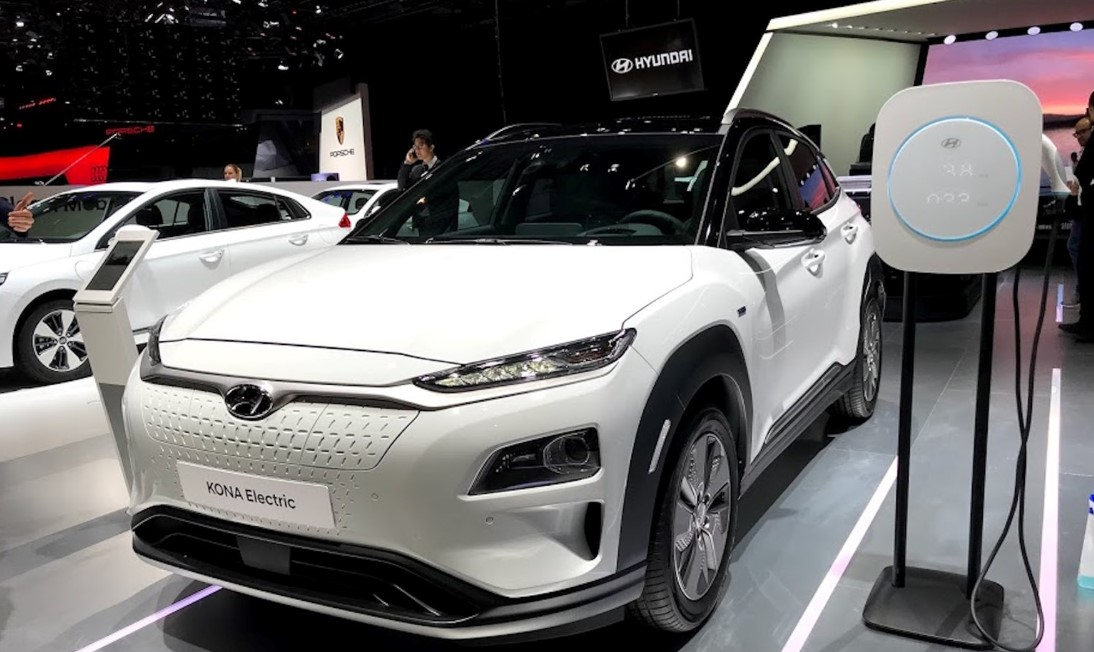 Hyundai Electric 2021 Exterior