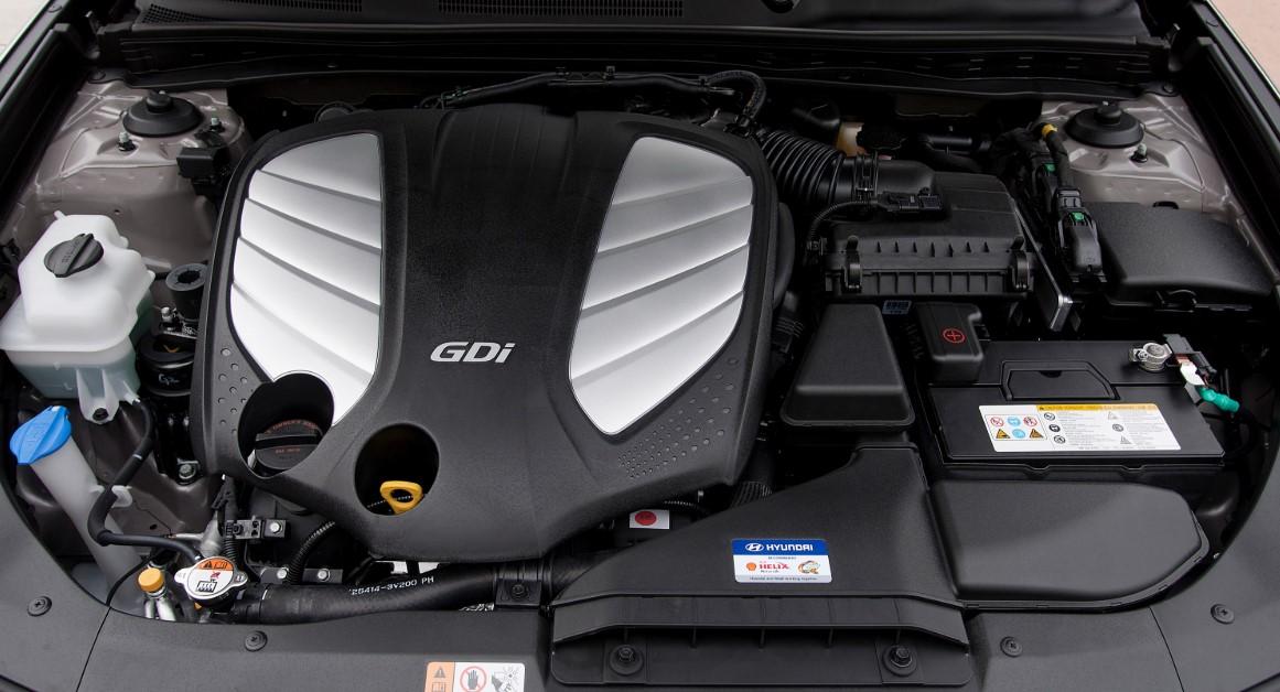 Hyundai Grandeur 2021 Engine