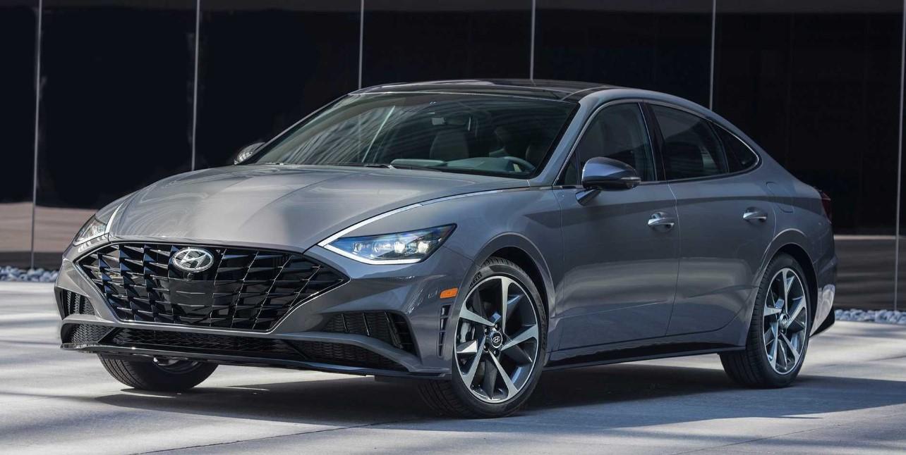 Hyundai Grandeur 2021 Exterior