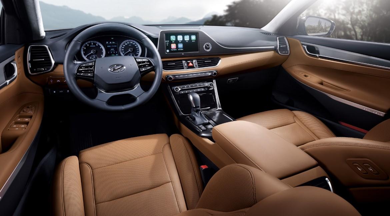 Hyundai Grandeur 2021 Interior