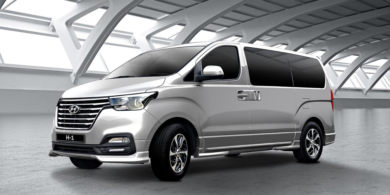 Hyundai H1 2021 Exterior