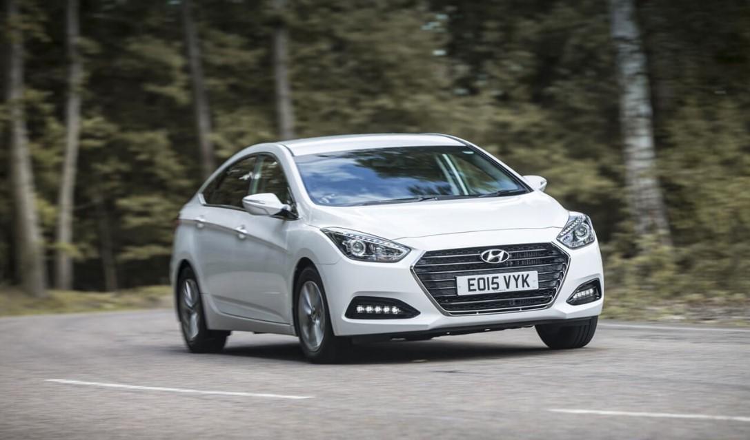 Hyundai I40 2021 Exterior