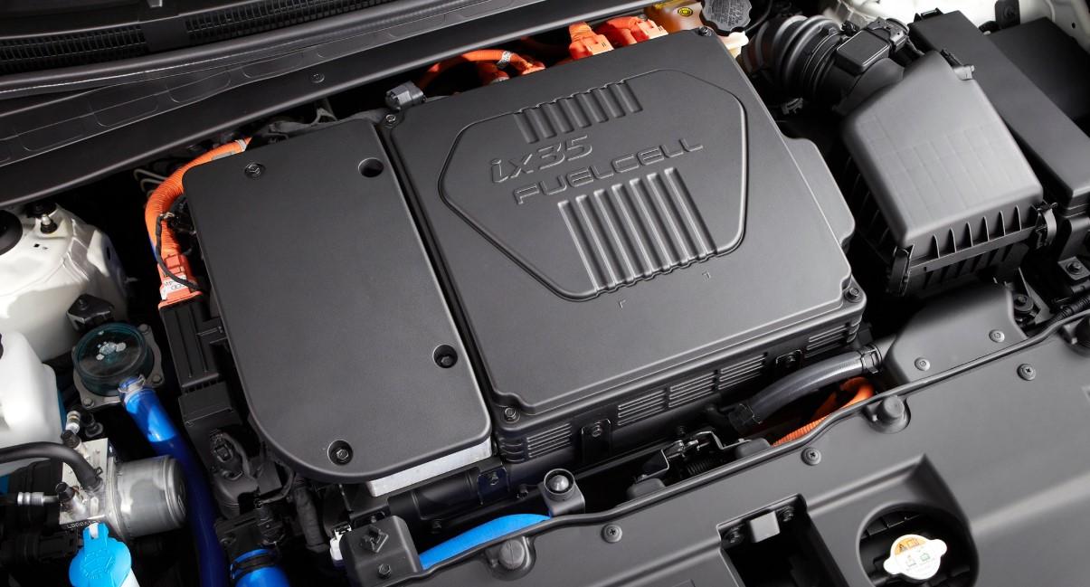 Hyundai IX35 2021 Engine