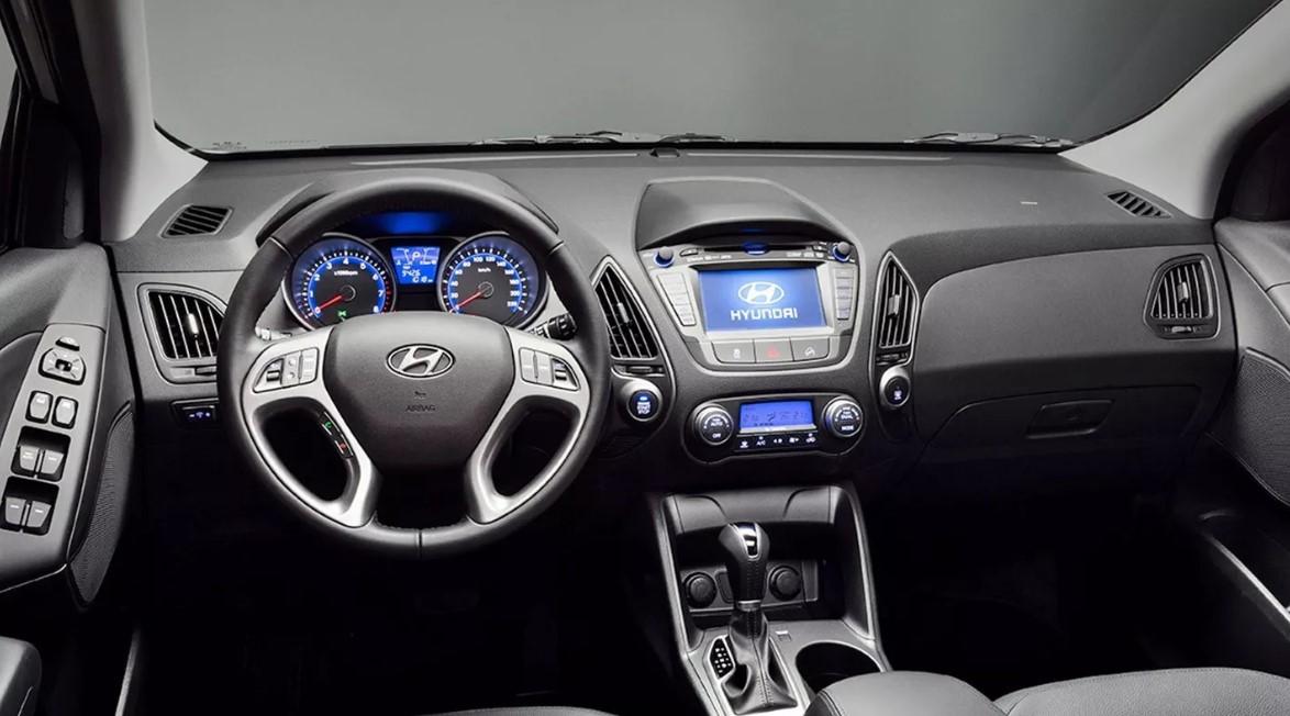 Hyundai IX35 2021 Interior