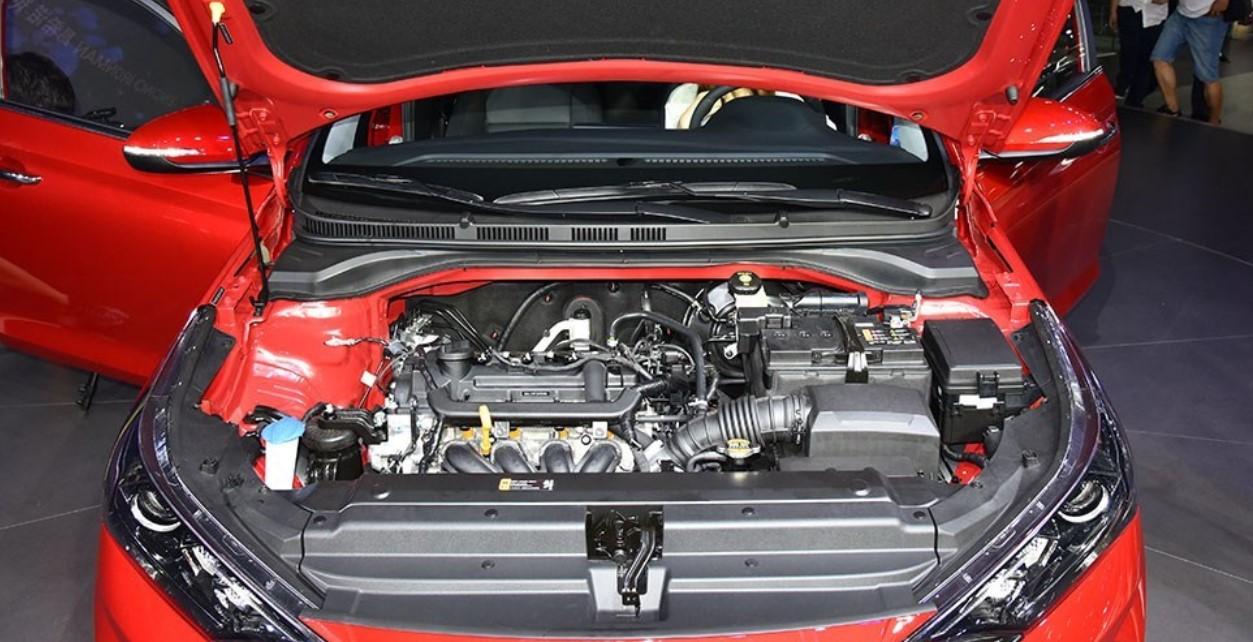 Hyundai Verna 2021 Engine