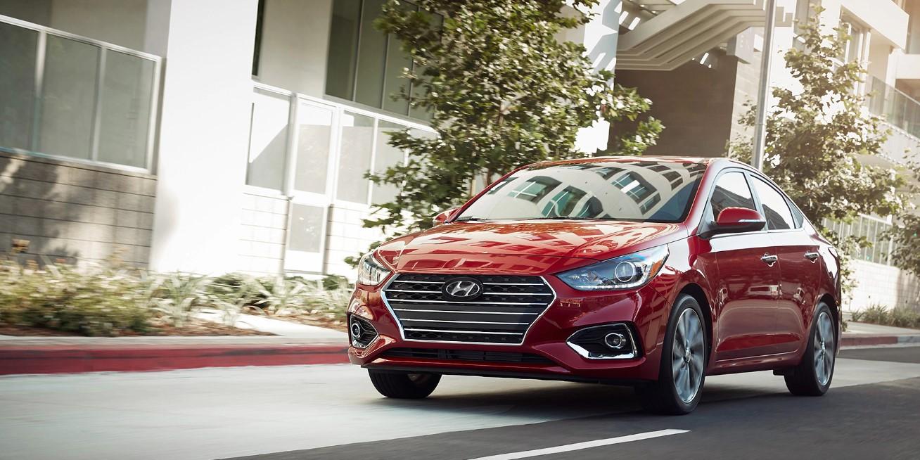 Hyundai Verna 2021 Exterior