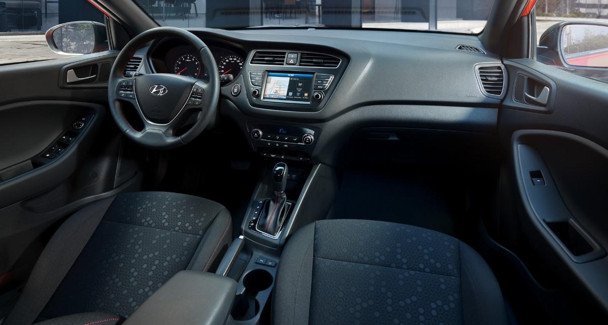 Hyundai i20 2021 Interior
