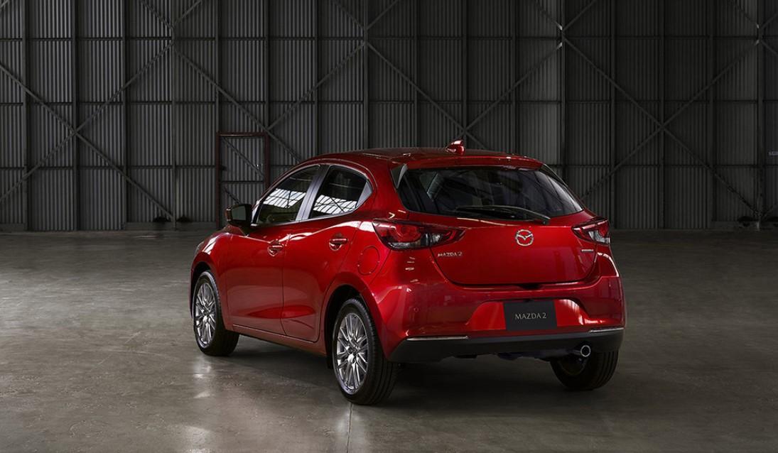 Mazda 2 2020 Engine
