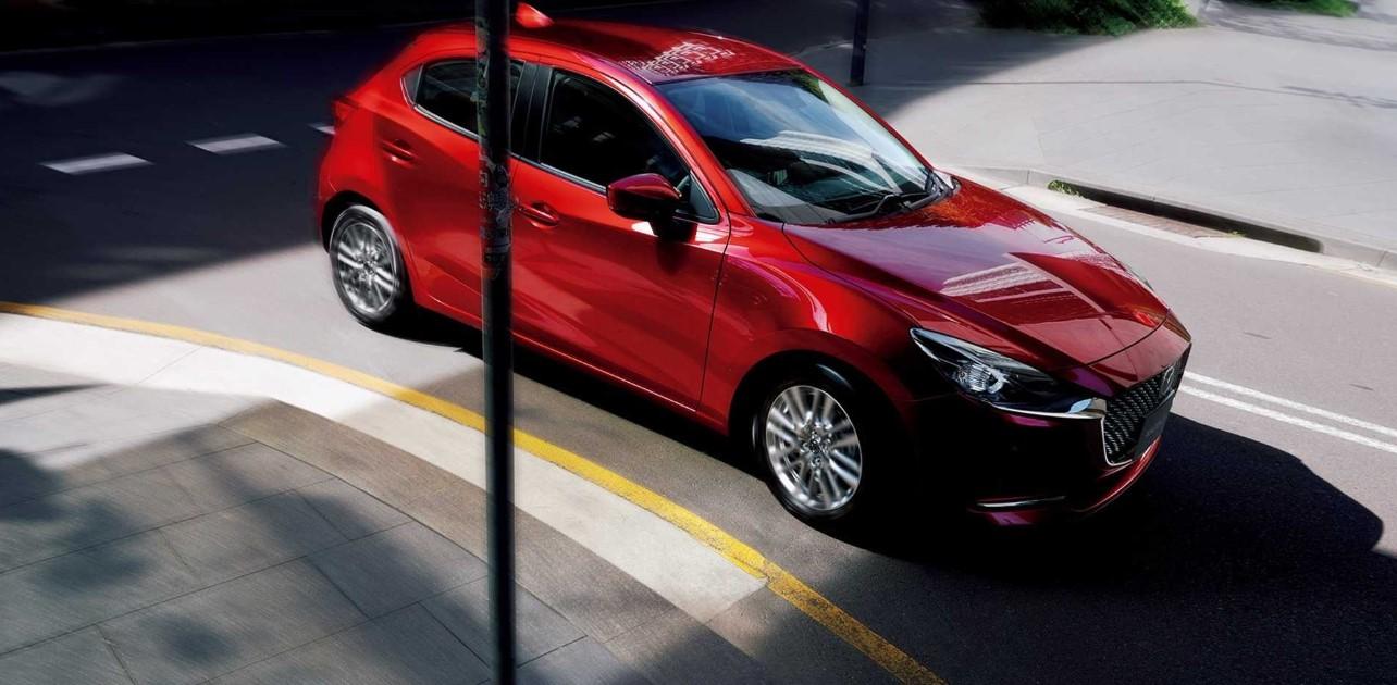 Mazda 2 2020 Exterior