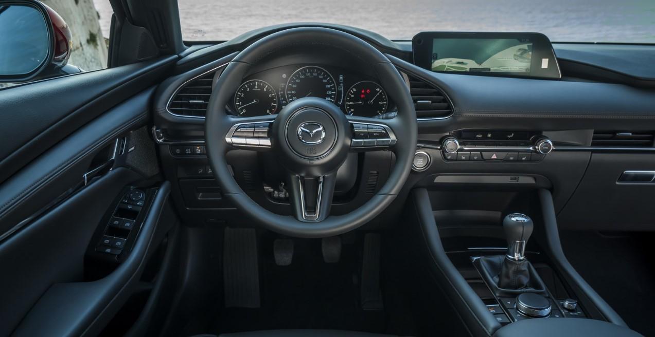 Mazda 2 2020 Interior