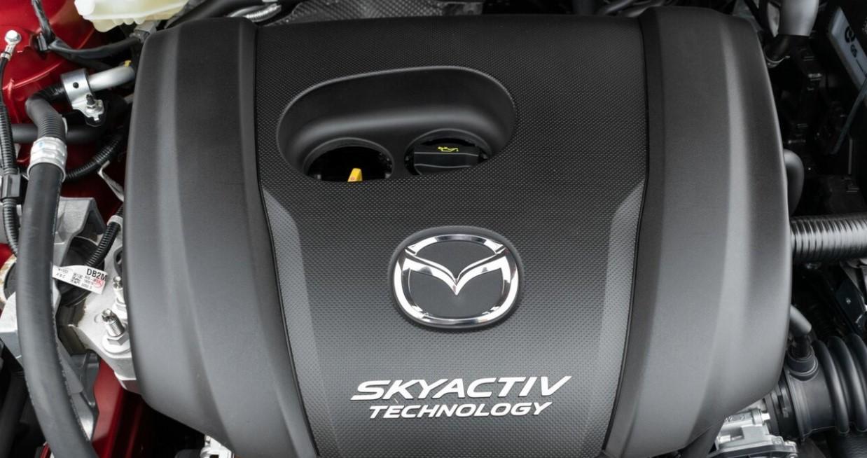 Mazda 2 2021 Engine