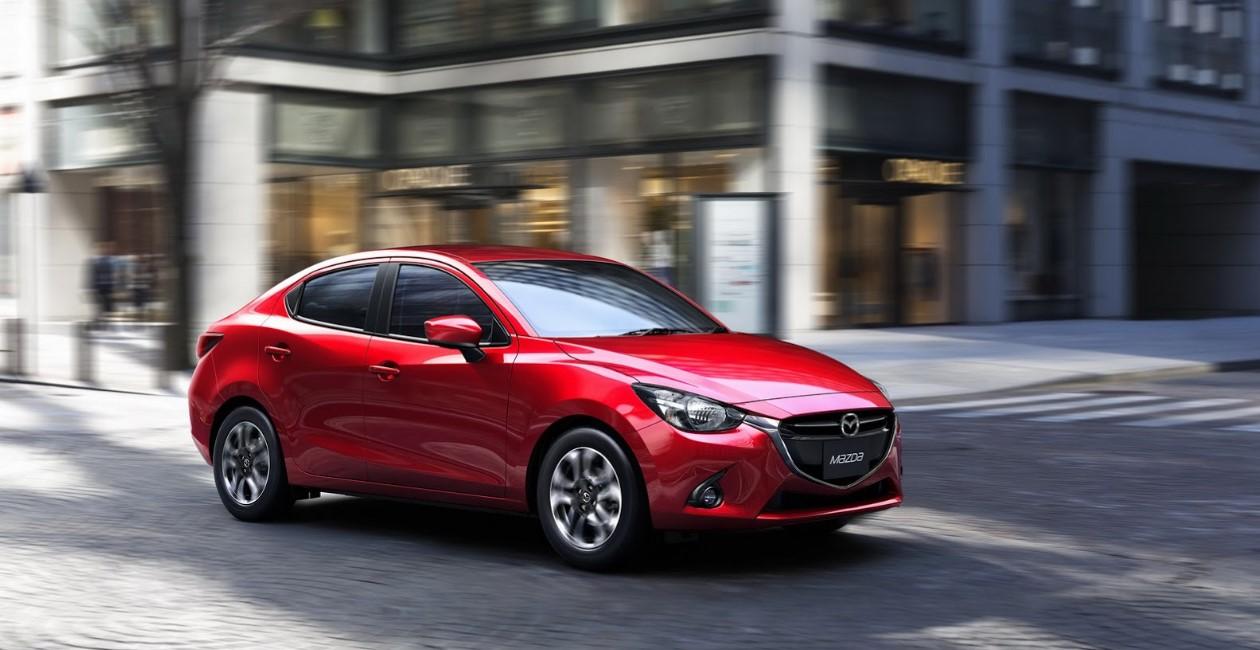Mazda 2 2021 Exterior