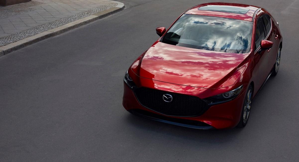 Mazda 3 2021 Exterior