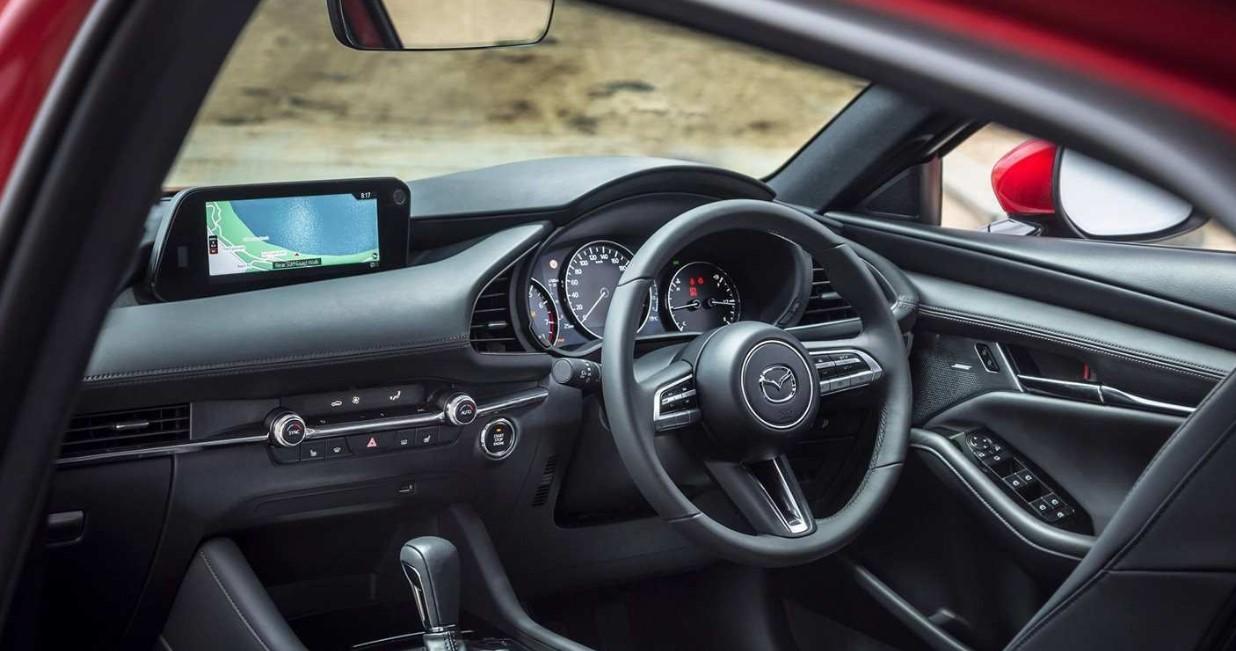 Mazda 3 2021 Interior