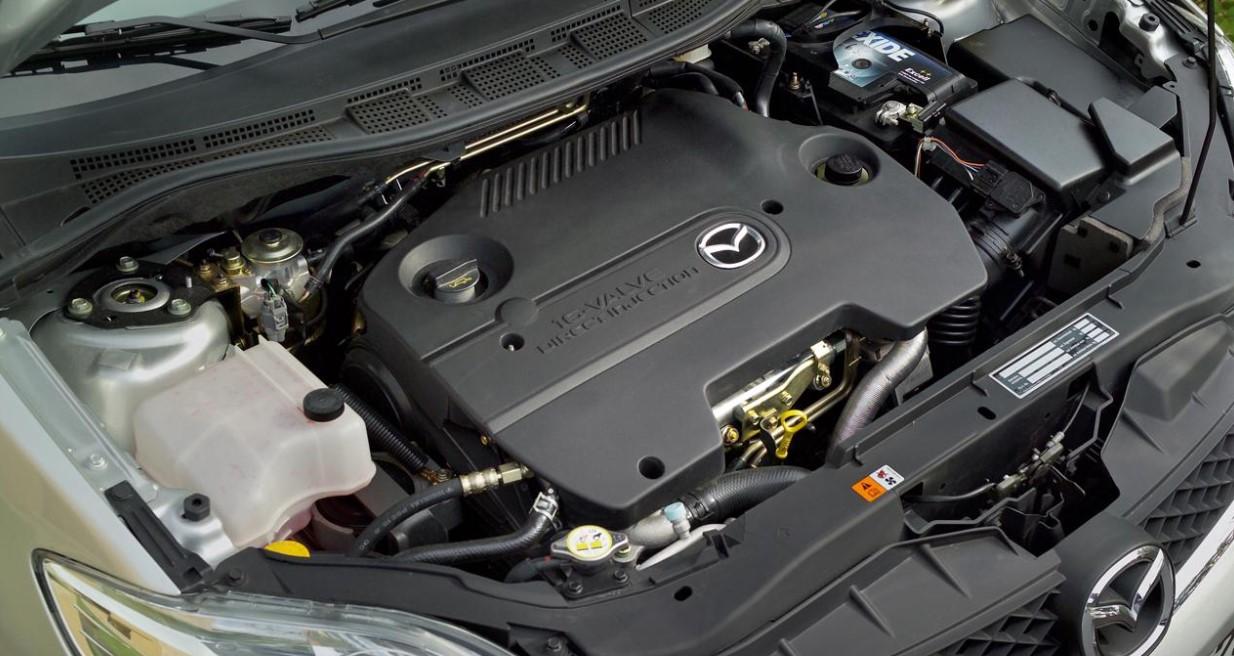 Mazda 5 2020 Engine