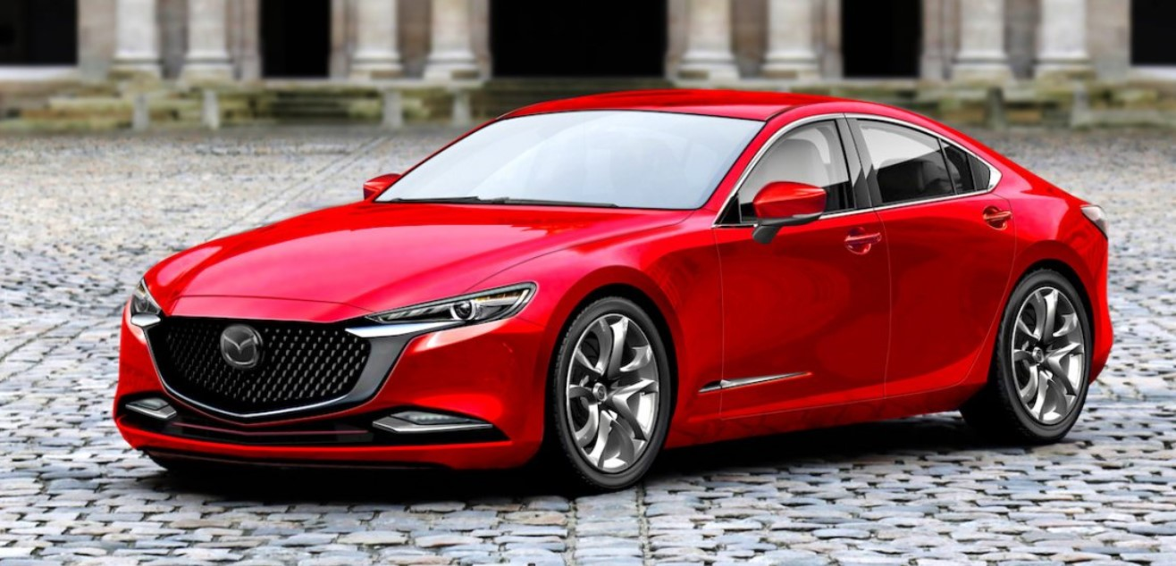 Mazda 6 2020 Exterior