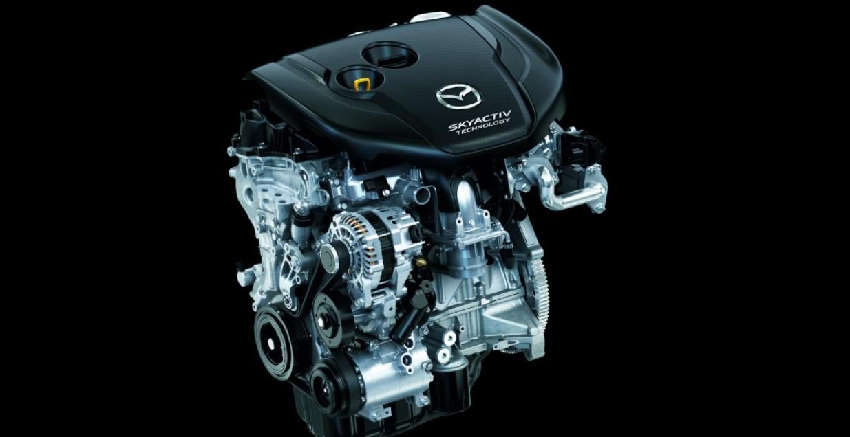 Mazda CX 5 2020 Engine