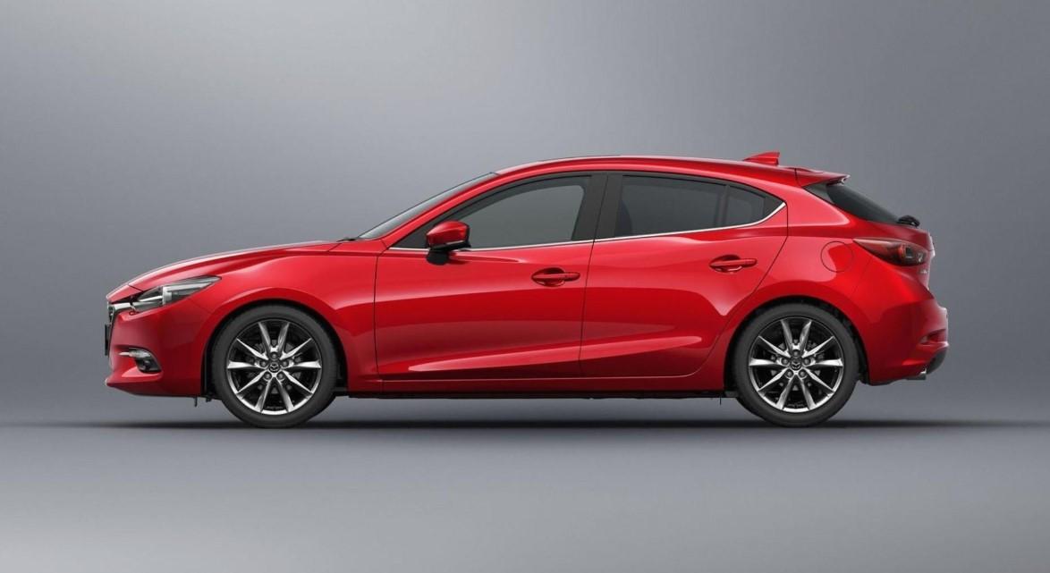 Mazdaspeed 3 2020 Exterior