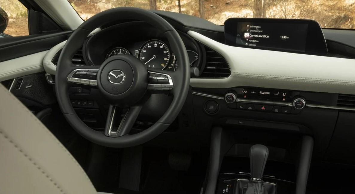 Mazdaspeed 3 2020 Interior