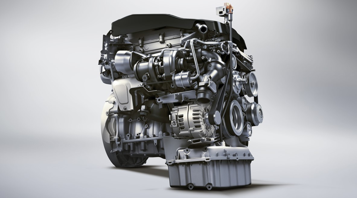 Mercedes Benz SLC 2021 Engine
