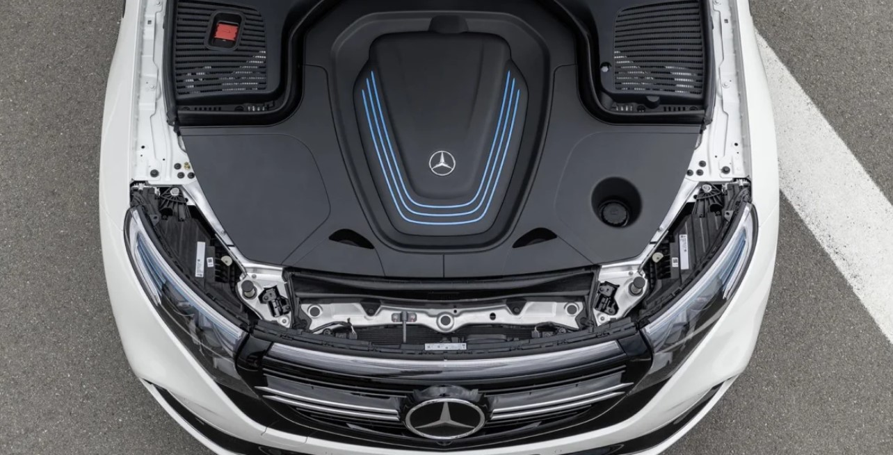 Mercedes EQC 2021 Engine